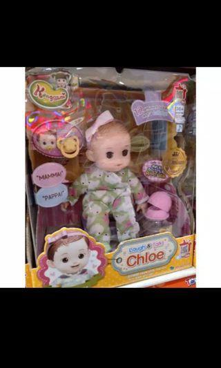 Boneka Kongsuni - Chloe