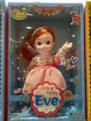 Boneka Eve Cute&Lovely Kongsuni