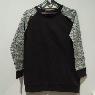 Sweater Black Army