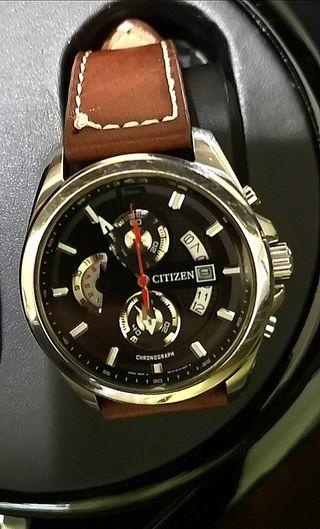 Citizen Eco-Drive Chronograph Watch for sale
