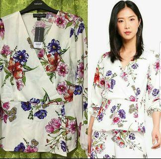Dorothy perkins floral top