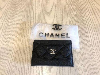 Chanel Card Holder Authentic Counter Vip Gift