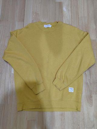 Fifty Percent Yellow Sweater