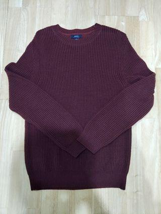 SPAO Brown Sweater