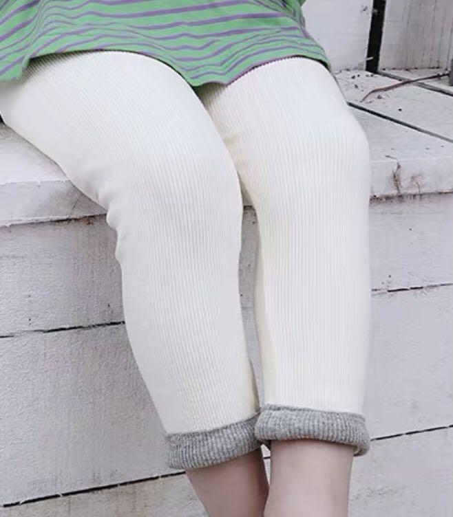 3yo legging pants (toddler girl autumn winter clothes)