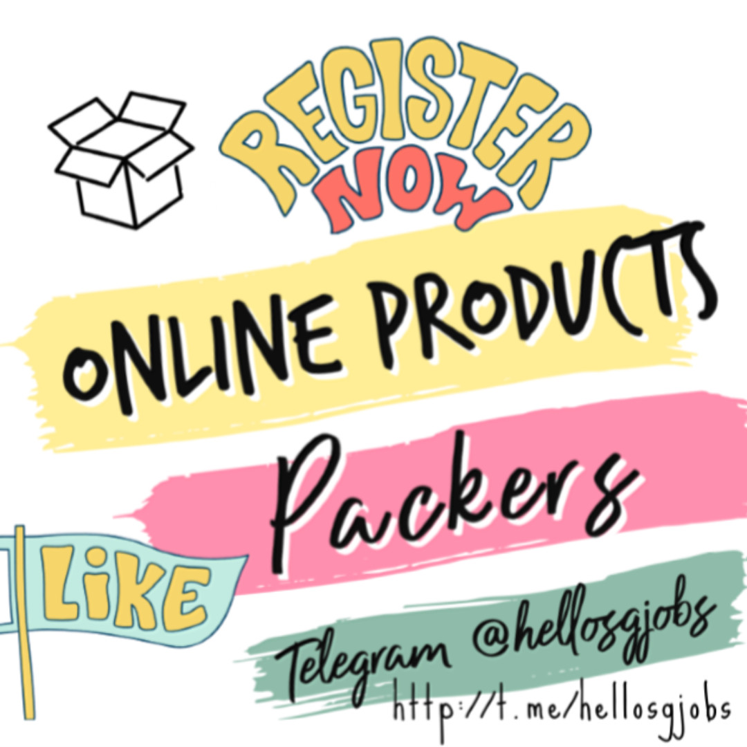 ❤️ Temp Online Products Packers ❤️ 11.11 Event (Till 14 Nov)