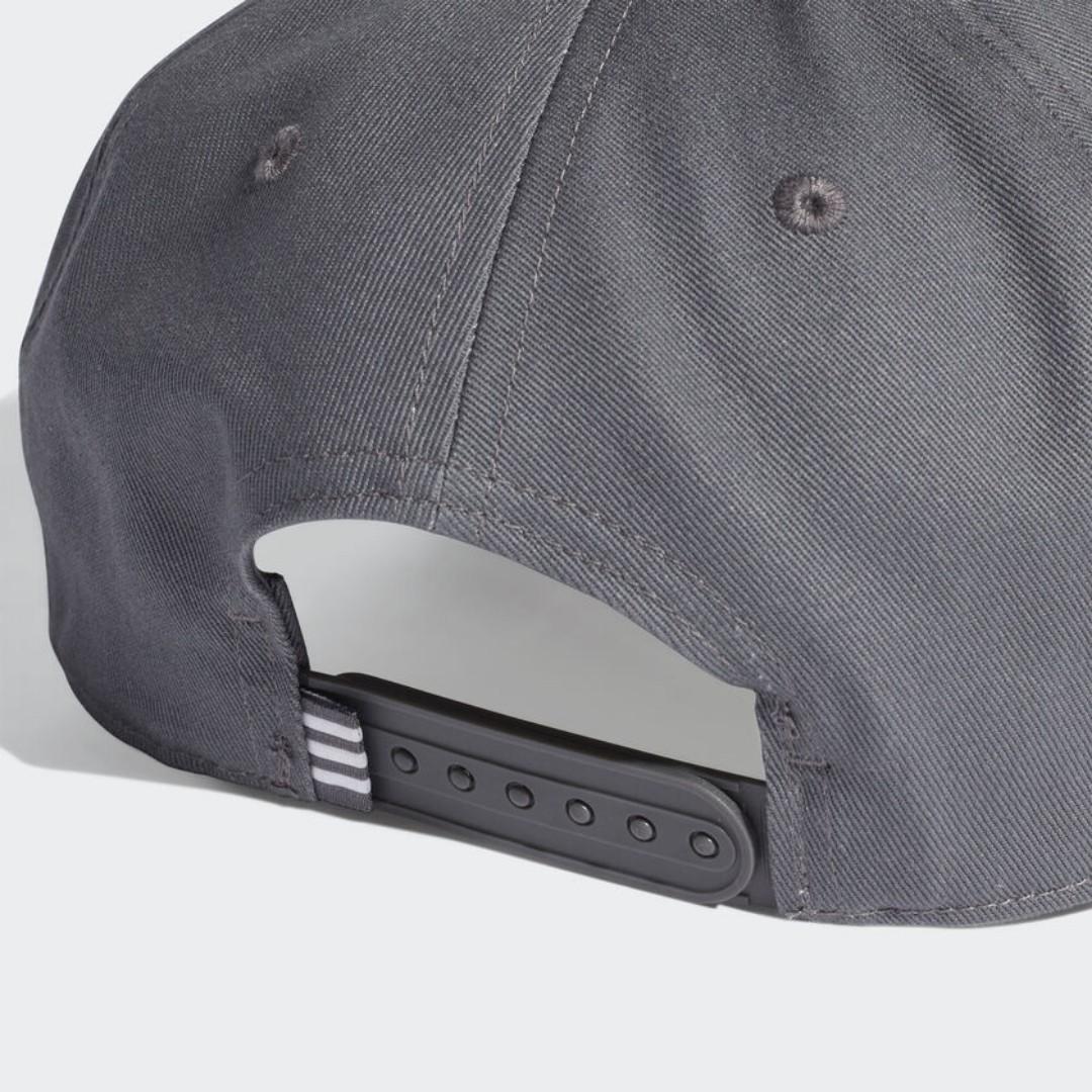 """ADICOLOR TRUCKER CAP"" Adidas Originals 全新 灰色 可調節 棒球帽 鴨舌帽 老帽 運動帽 球帽 帽子 ED8705"