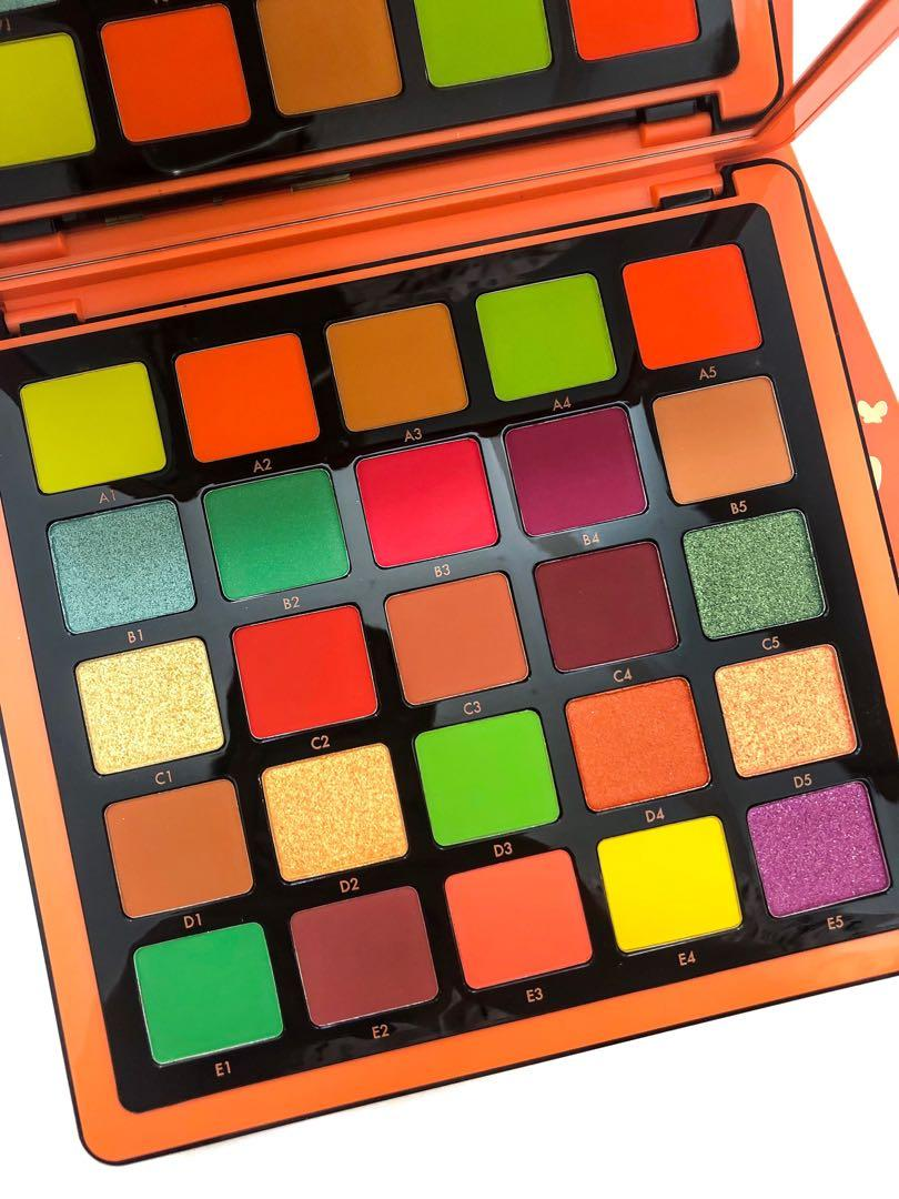 Anastasia Beverly Hills Norvina Pro Pigment Palette Vol 3