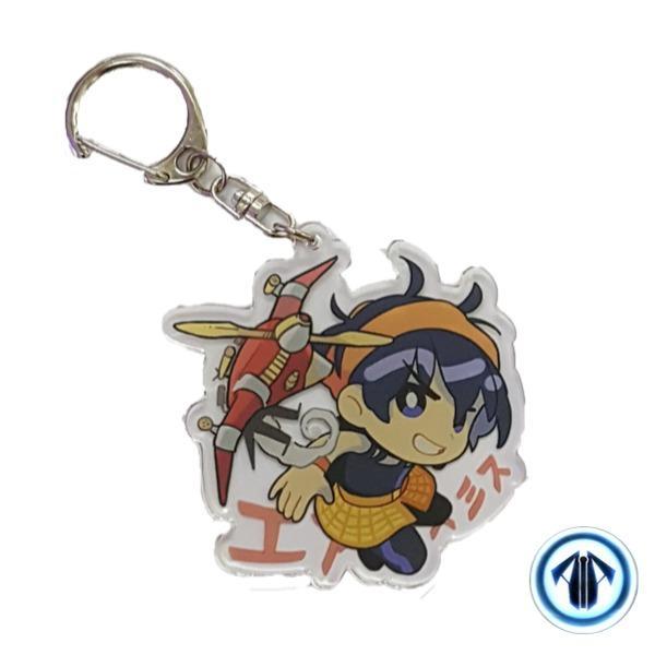 Anime keychain: Narancia (Jojo's Bizarre Adventure: Golden Wind)