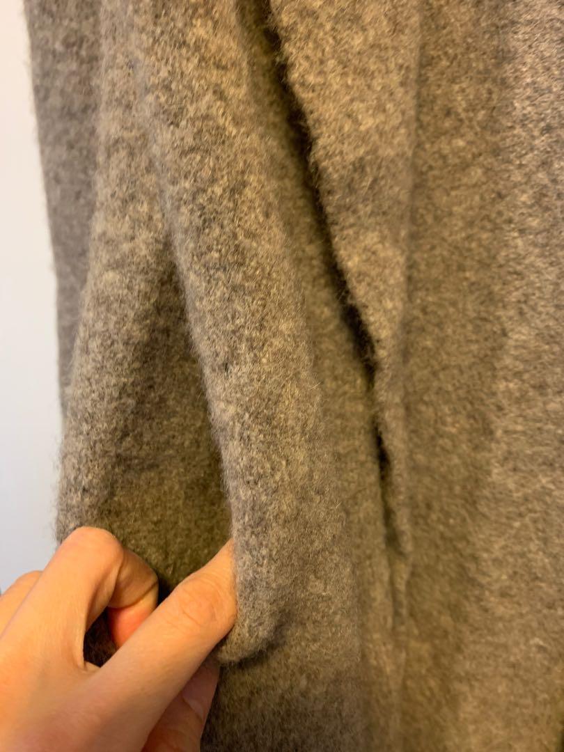 Aritzia's Community Ammonius Hooded Sweater Cardigan