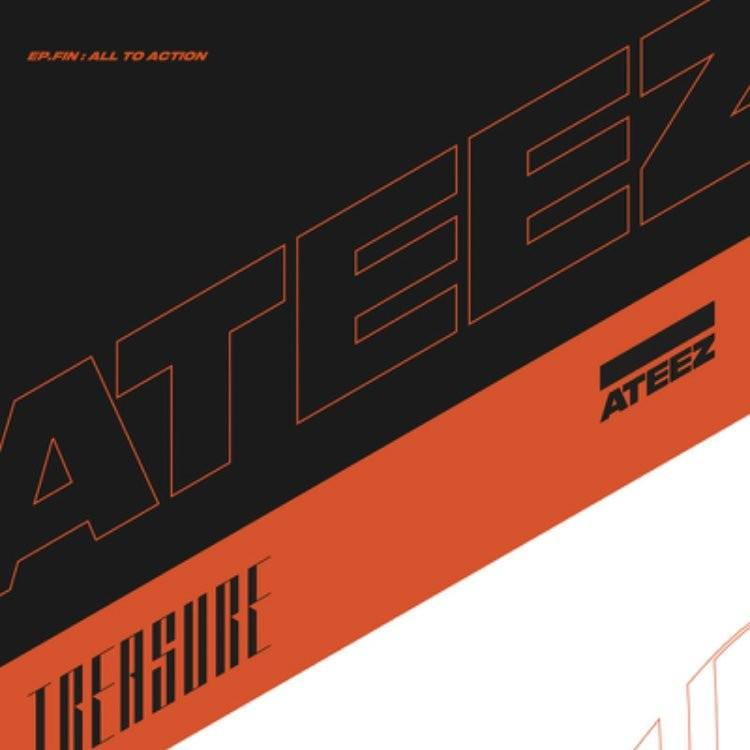 ATEEZ ~ TREASURE EP FINAL : ACTION ANNIVERSARY EDITION