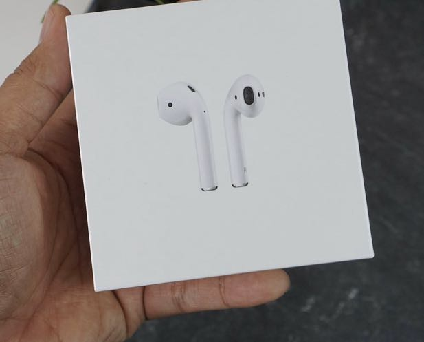 Authentic Apple AirPod generation 2 selling for cheap