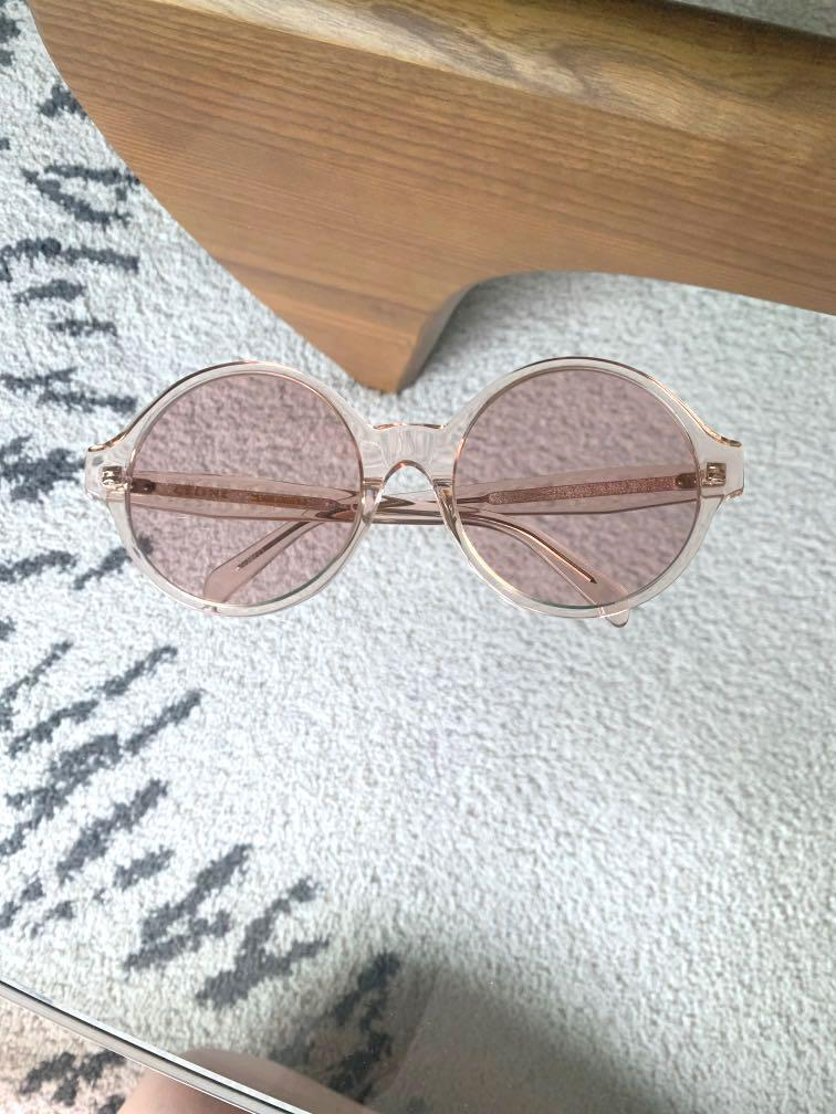 Authentic Celine oversize round sunglasses