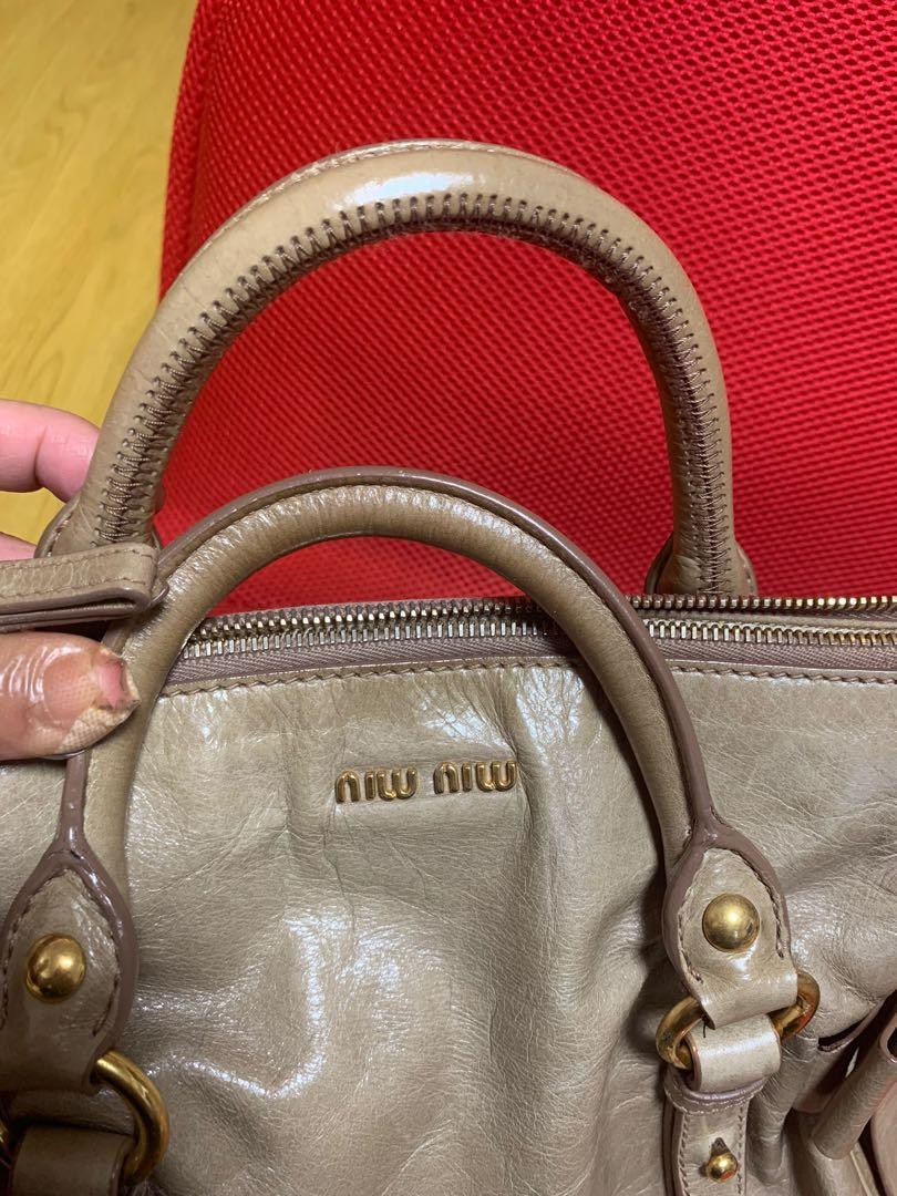 Authentic vintage miu miu sling bag