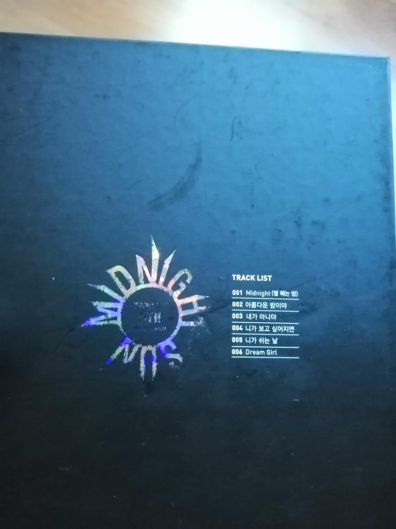 BEAST / B2ST (Highlight) Midnight Sun album (incl. postage)
