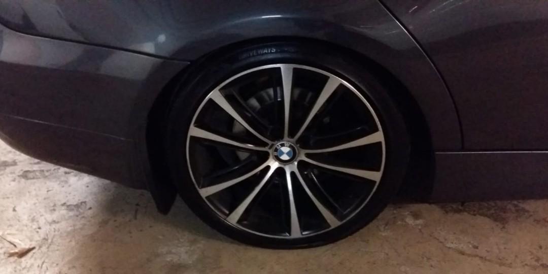 BMW 320iA 2008