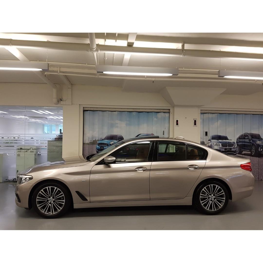 BMW 520iA Sport 2017