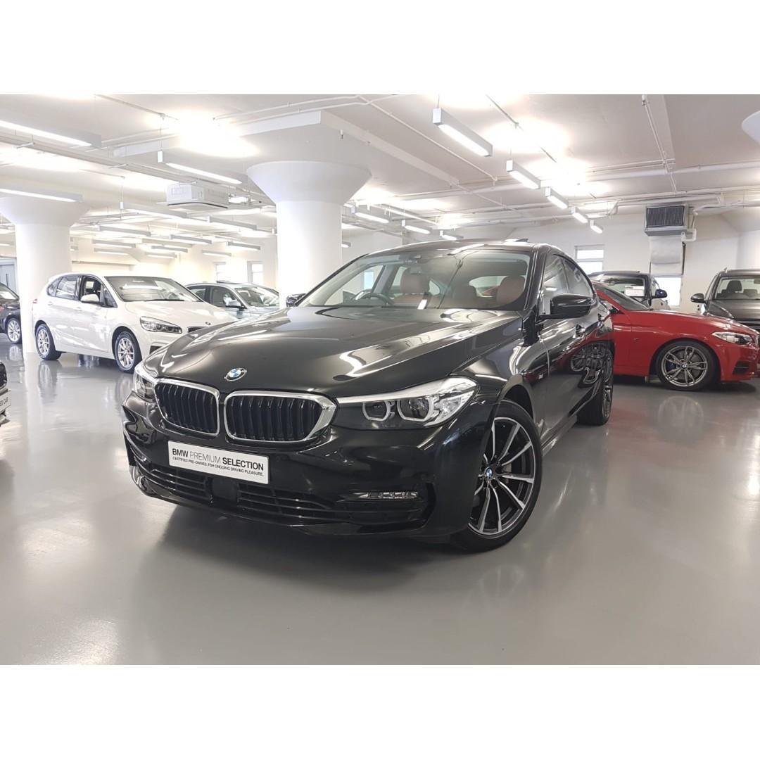 BMW 630iA Gran Turismo Sport 2017
