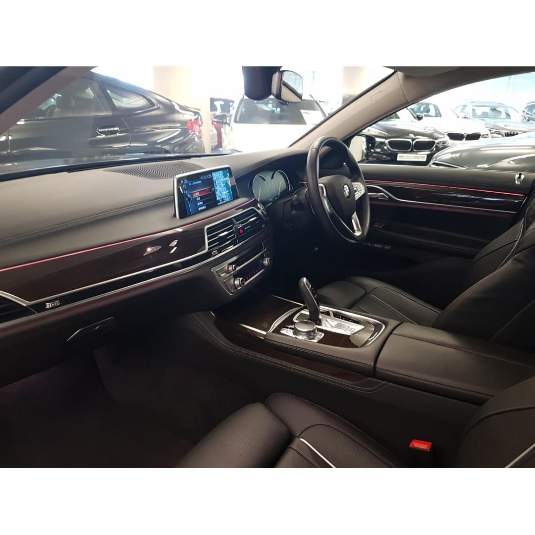 BMW 740LiA Saloon Vantage 2016