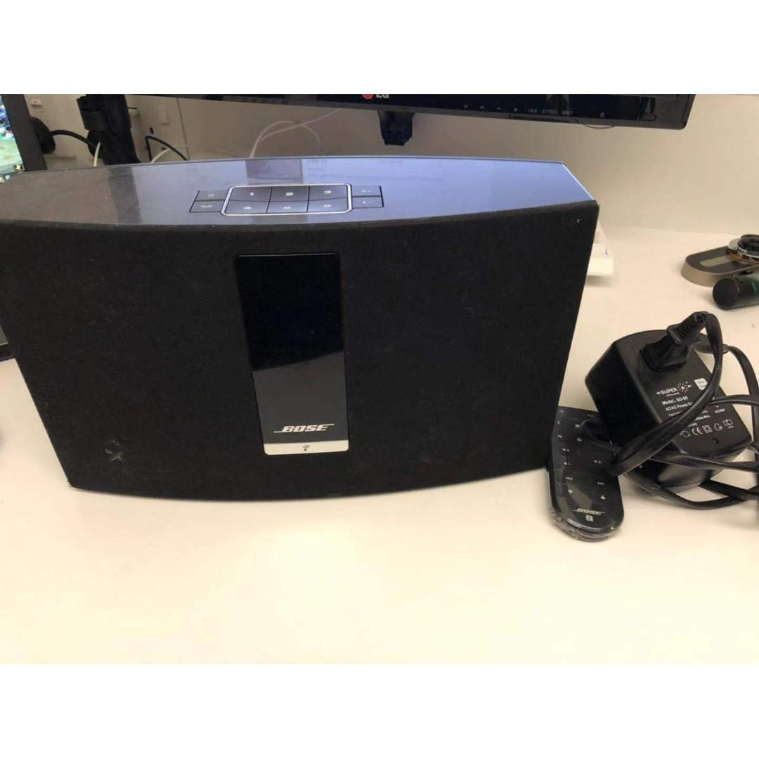 Bose SoundTouch 20 Great condition Rarely used!