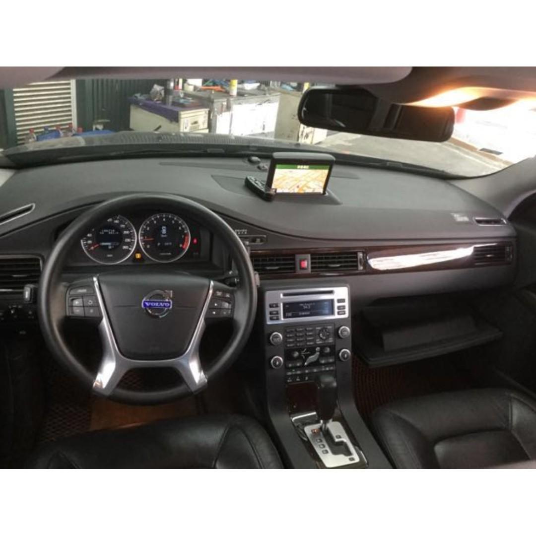 【高CP值優質車】2011年 VOLVO S80 T5 TURBO【經第三方認證】【車況立約保證】