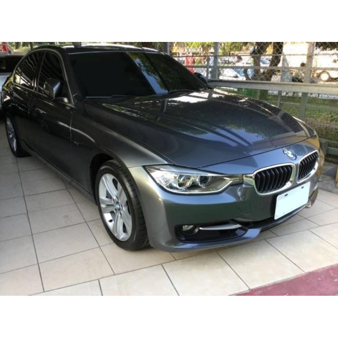 【高CP值優質車】2015款BMW 320i【經第三方認證】【車況立約保證】