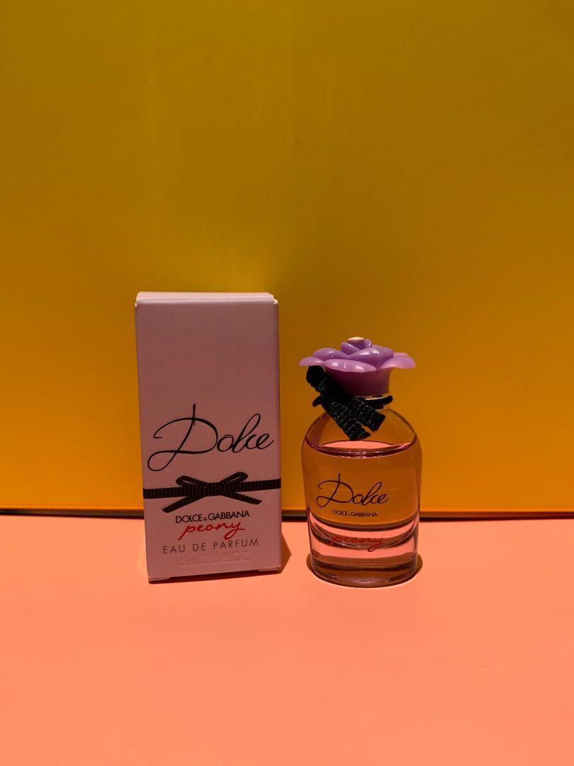 Dolce & Gabbana - Dolce Peony EDP - Travel Size 5ml