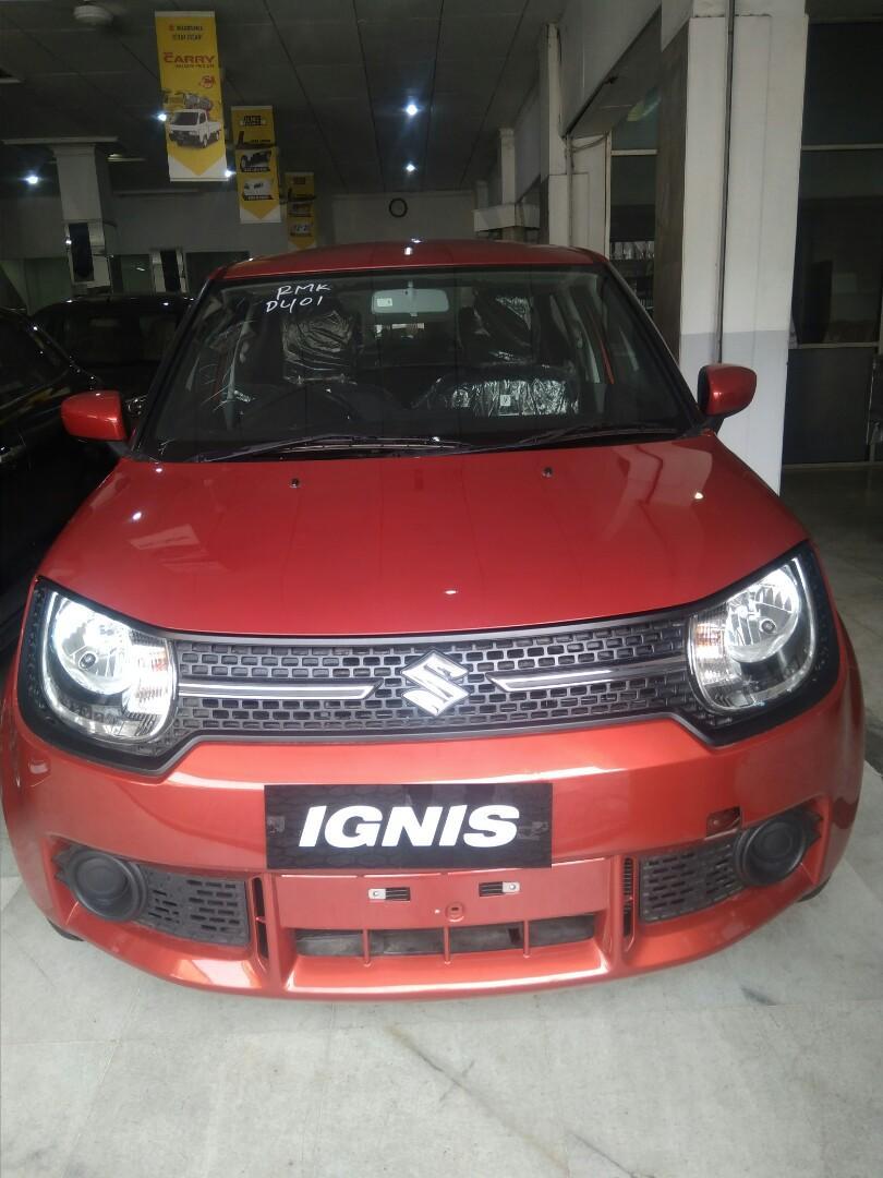 Dp 13jt Suzuki Ignis