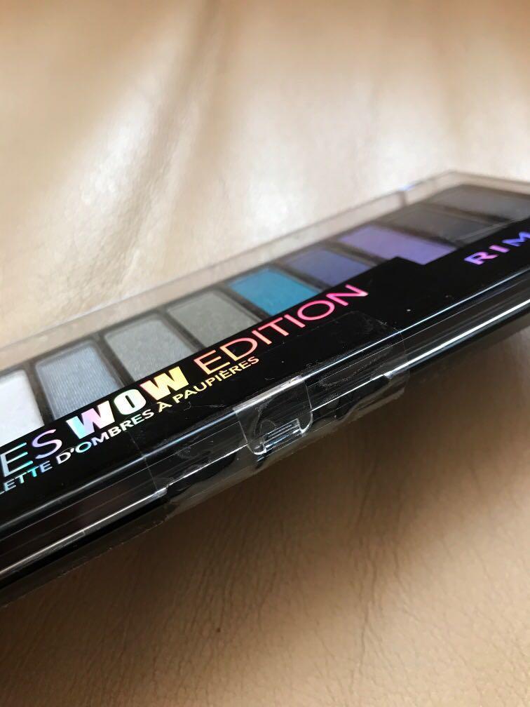 Eyeshadow Palette - Magnif'eyes WOW Edition Rimmel London