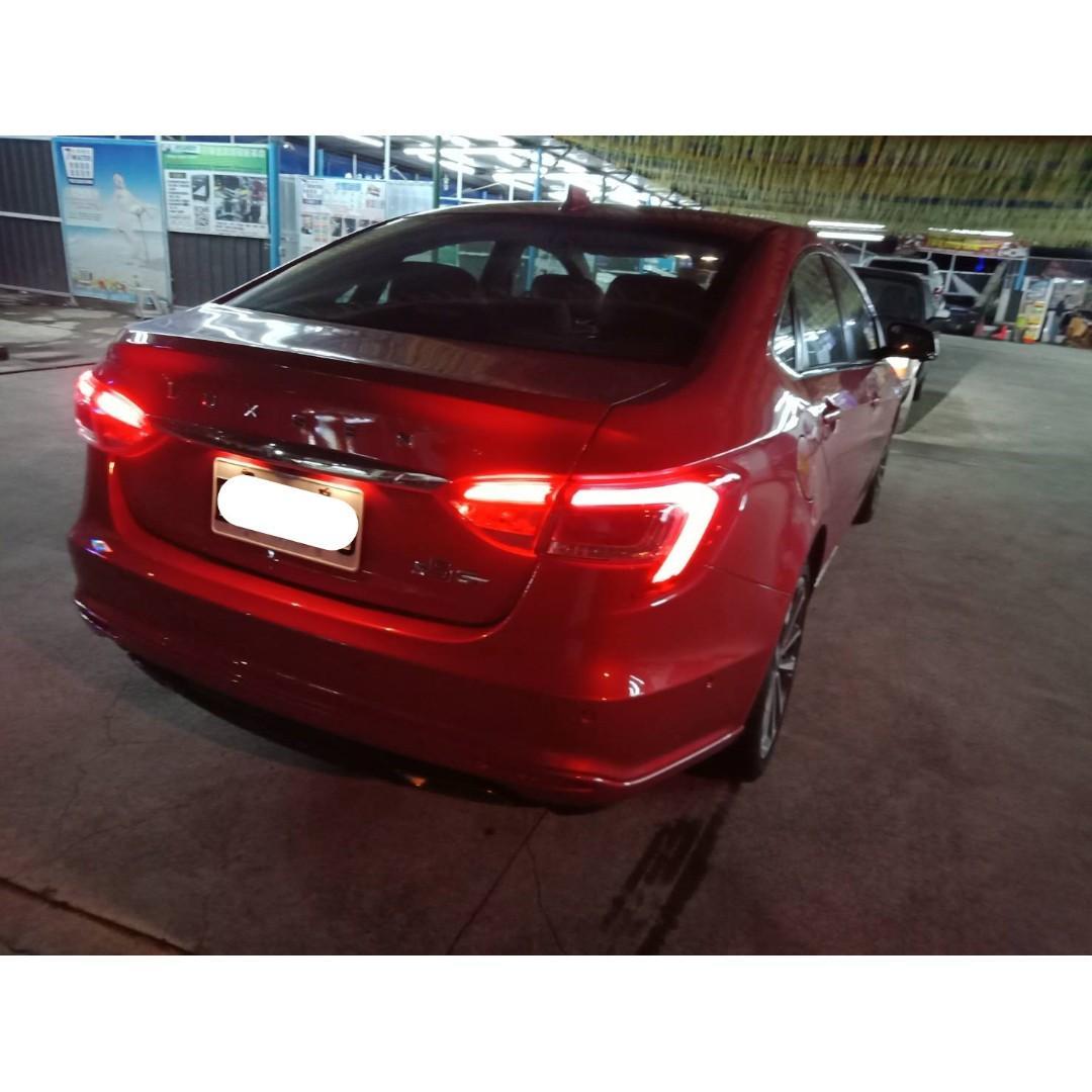 【FB搜尋桃園阿承】納智捷 超人氣S5 GT跑2500 2019年 1.8 紅色 二手車 中古車