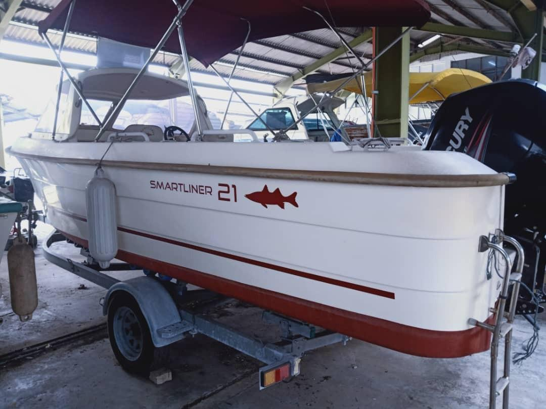 Fishing / Leisure boat for sale - imported from Poland