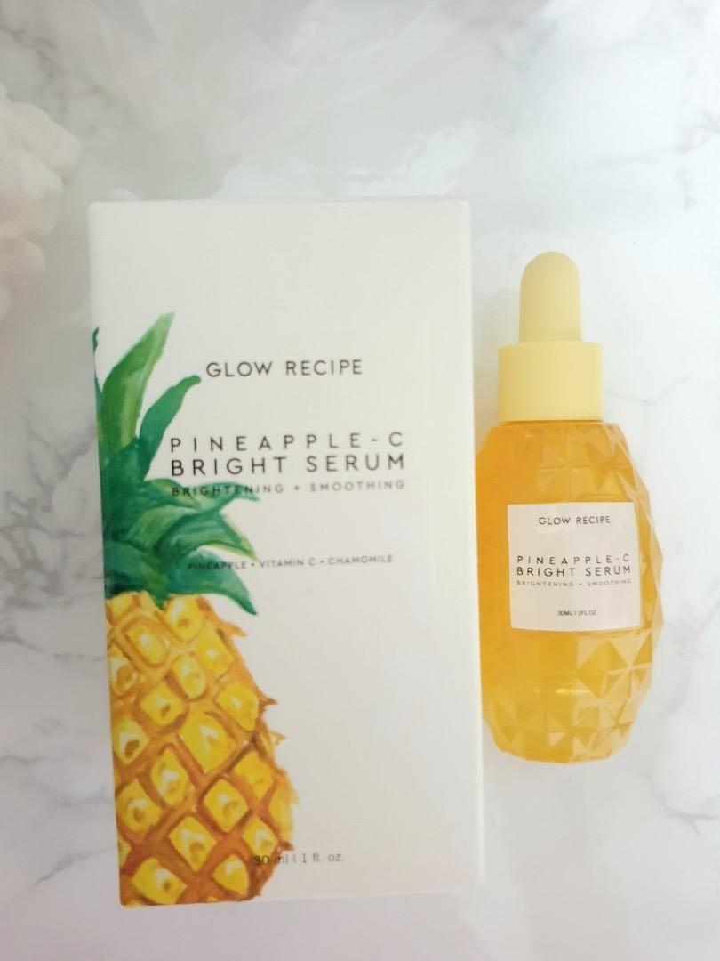 Glow Recipe Pineapple C Serum
