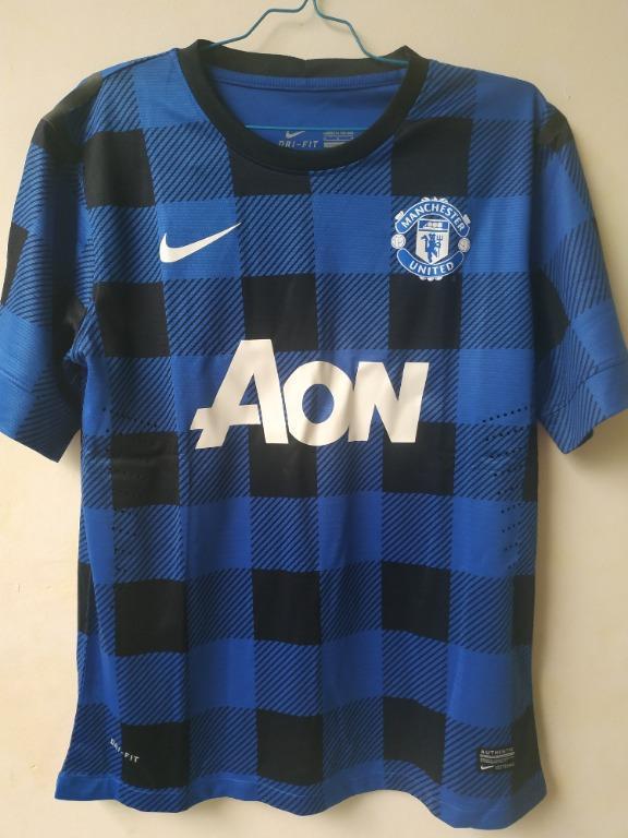 #mauovo Kaos Bola Jersey Manchester United