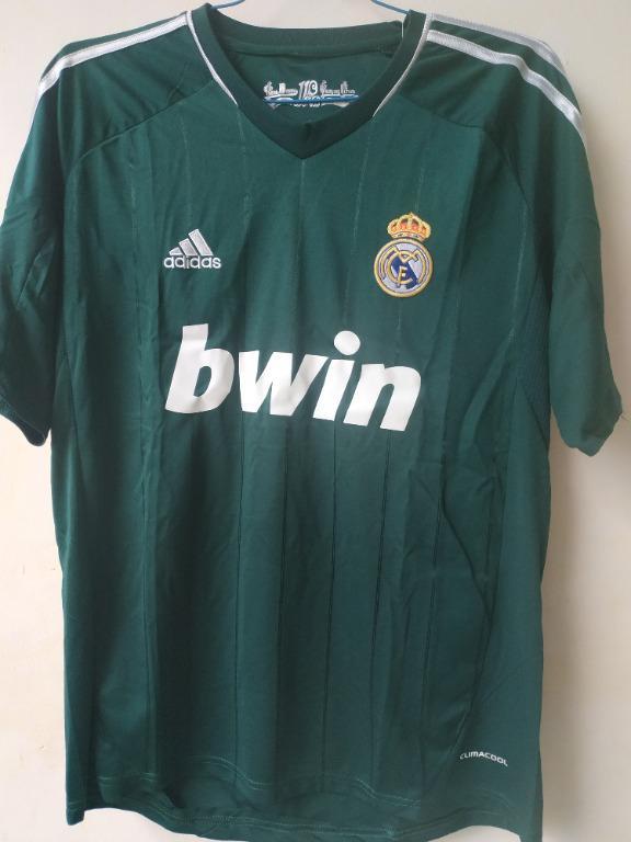 #mauovo Kaos Bola Jersey Real Madrid