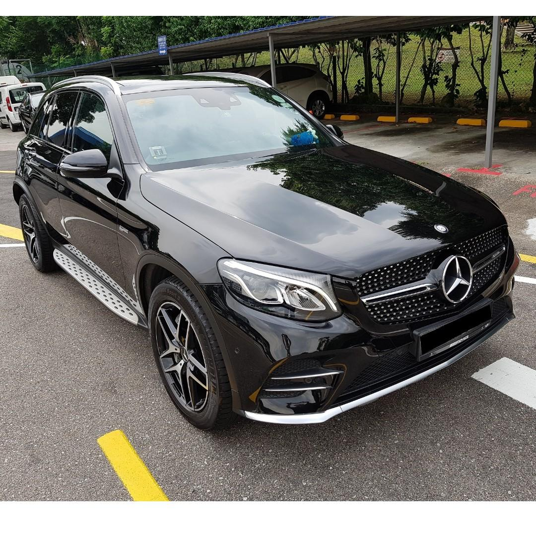 Mercedes-Benz GLC 43 AMG 4Matic Auto