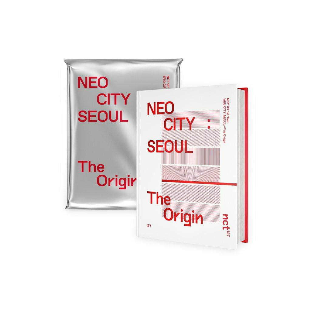 NCT 127 1ST TOUR [NEO CITY : SEOUL - THE ORIGIN] Concert Photo & Live