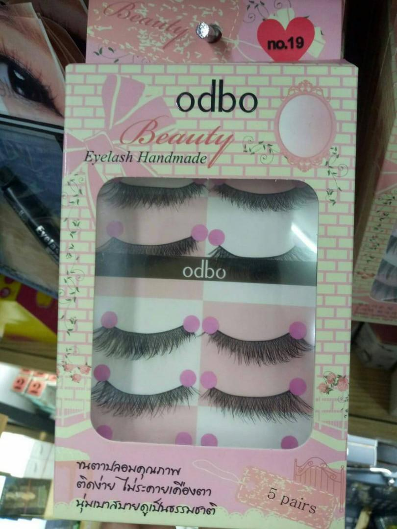 Odbo Beauty Eyelash Handmade