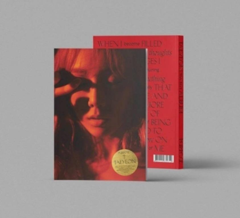 [Pre-order] TAEYEON 태연 (2ND REGULAR ALBUM 2집) - PURPOSE (DELUXE EDITION)