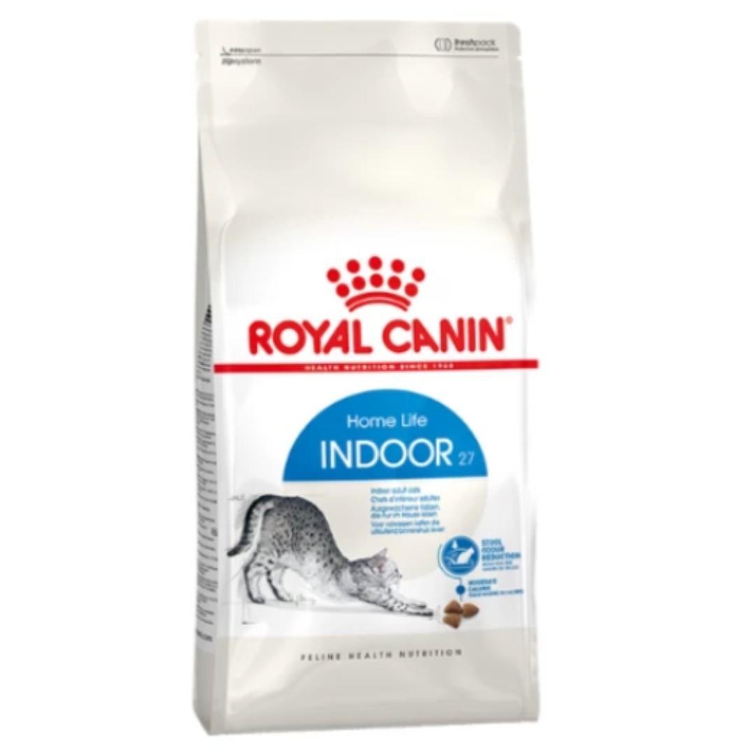 Royal Canin Indoor 27 Cat Dry Food 2kg / 4kg / 10kg