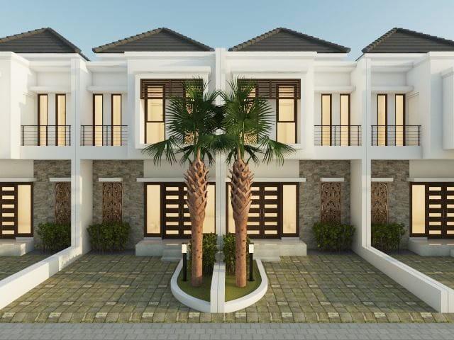 Rumah 2 lantai Murah