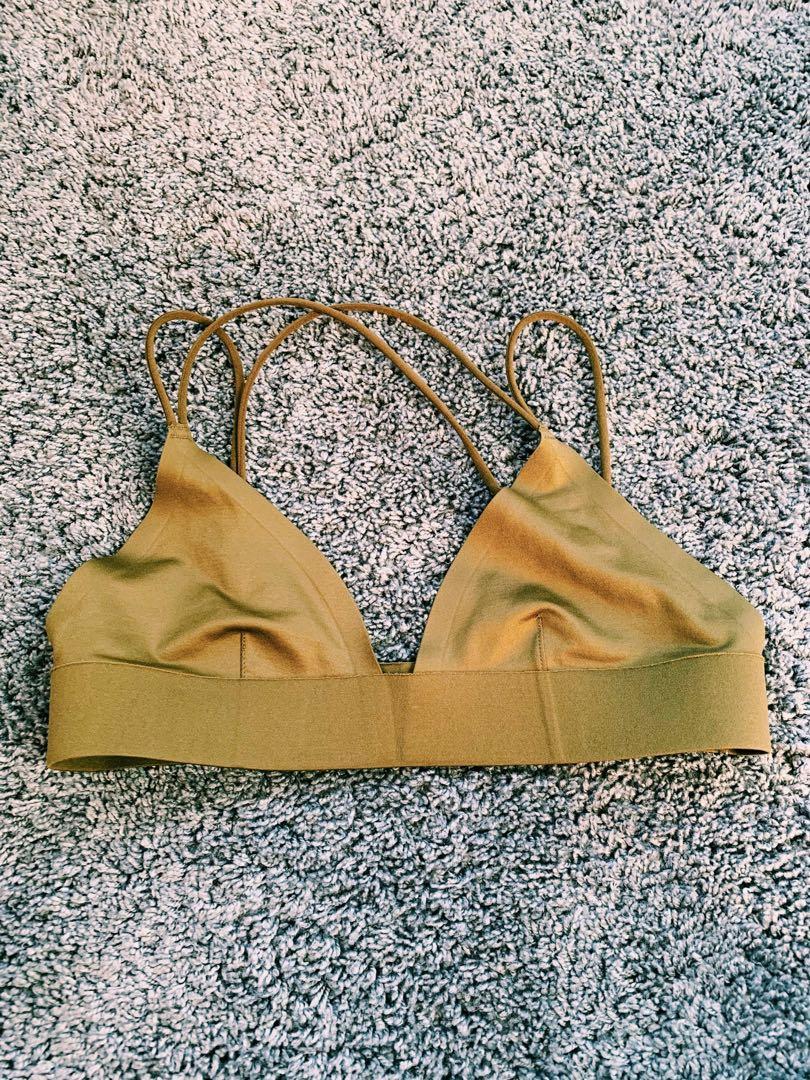 Simple bra