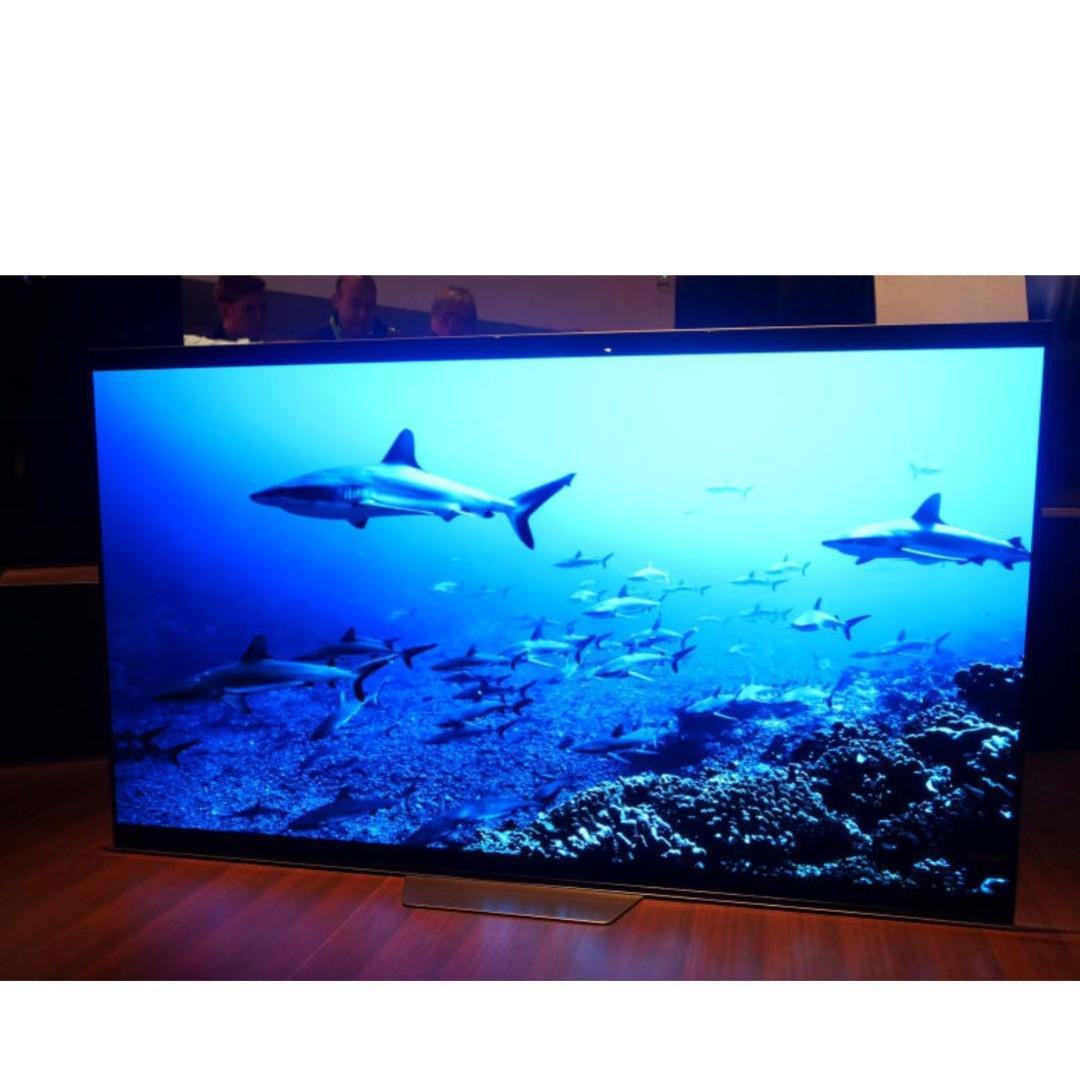 Sony XBR65A8F 65-Inch 4K Ultra HD Smart BRAVIA OLED TV With Bundle 2018 Model
