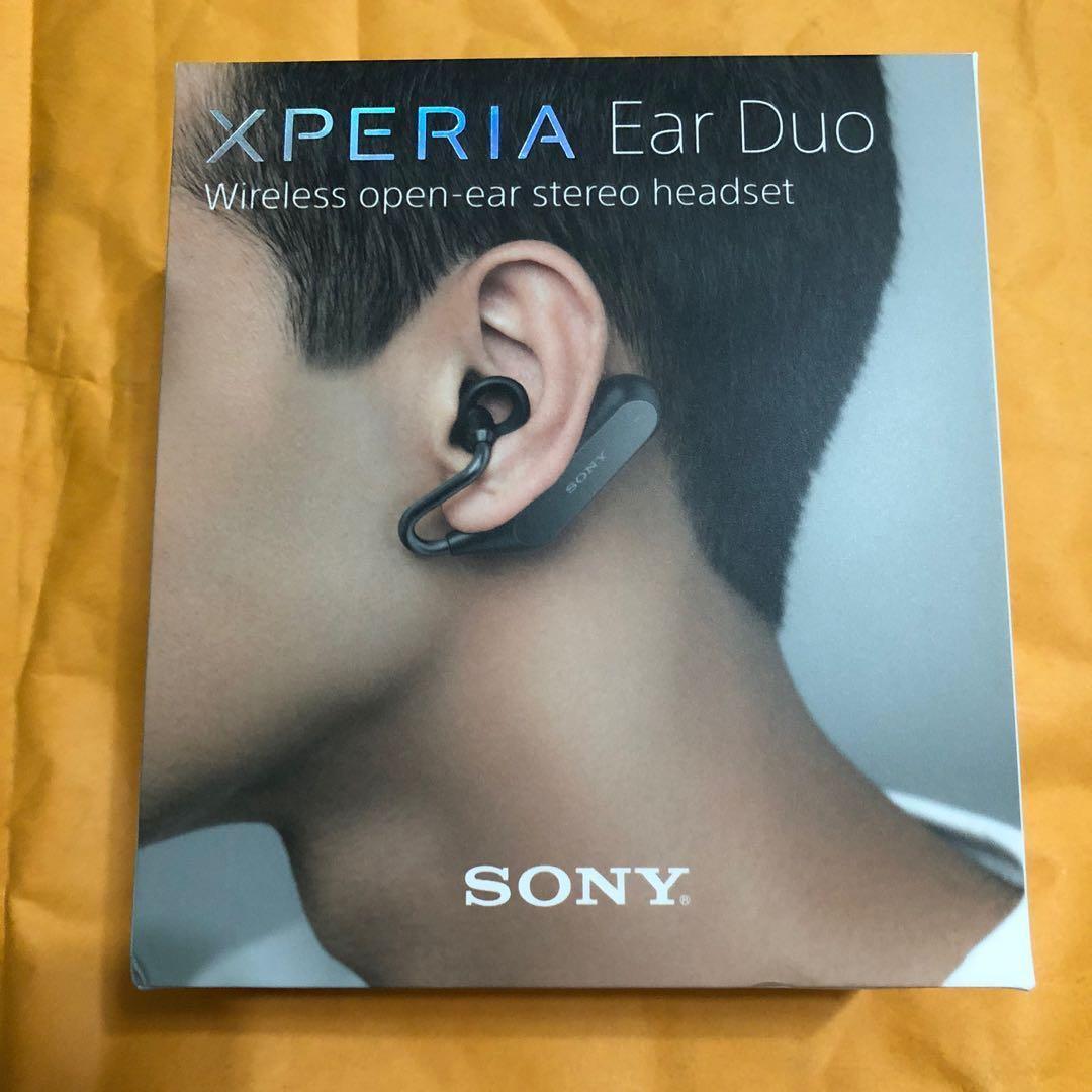 Sony Xperia ear duo 真無線藍牙耳機