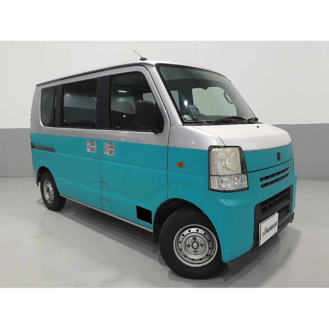Suzuki Every GA 660 Manual