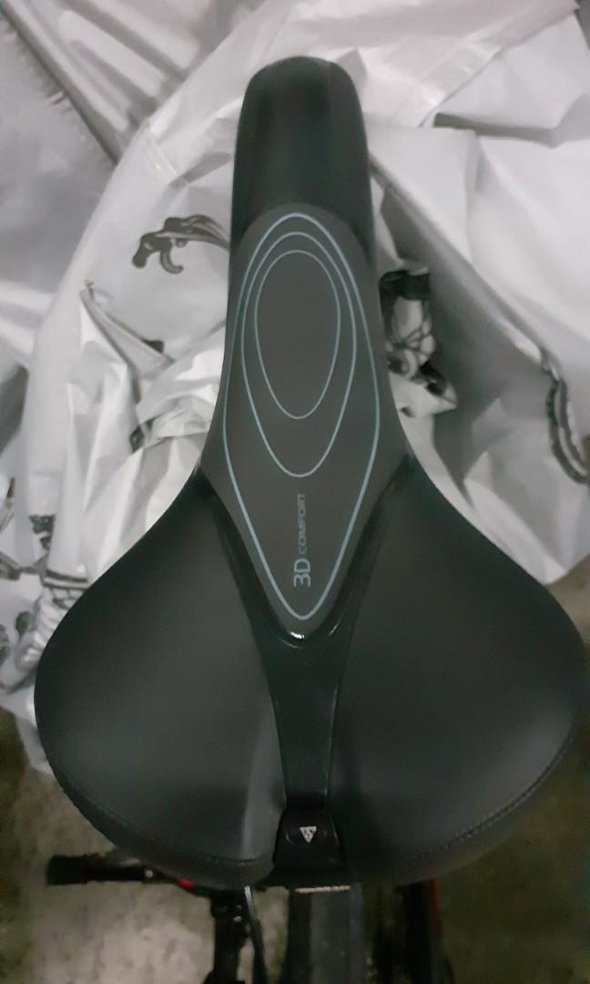 topeak saddle 4sale or swap sa fire eye stem