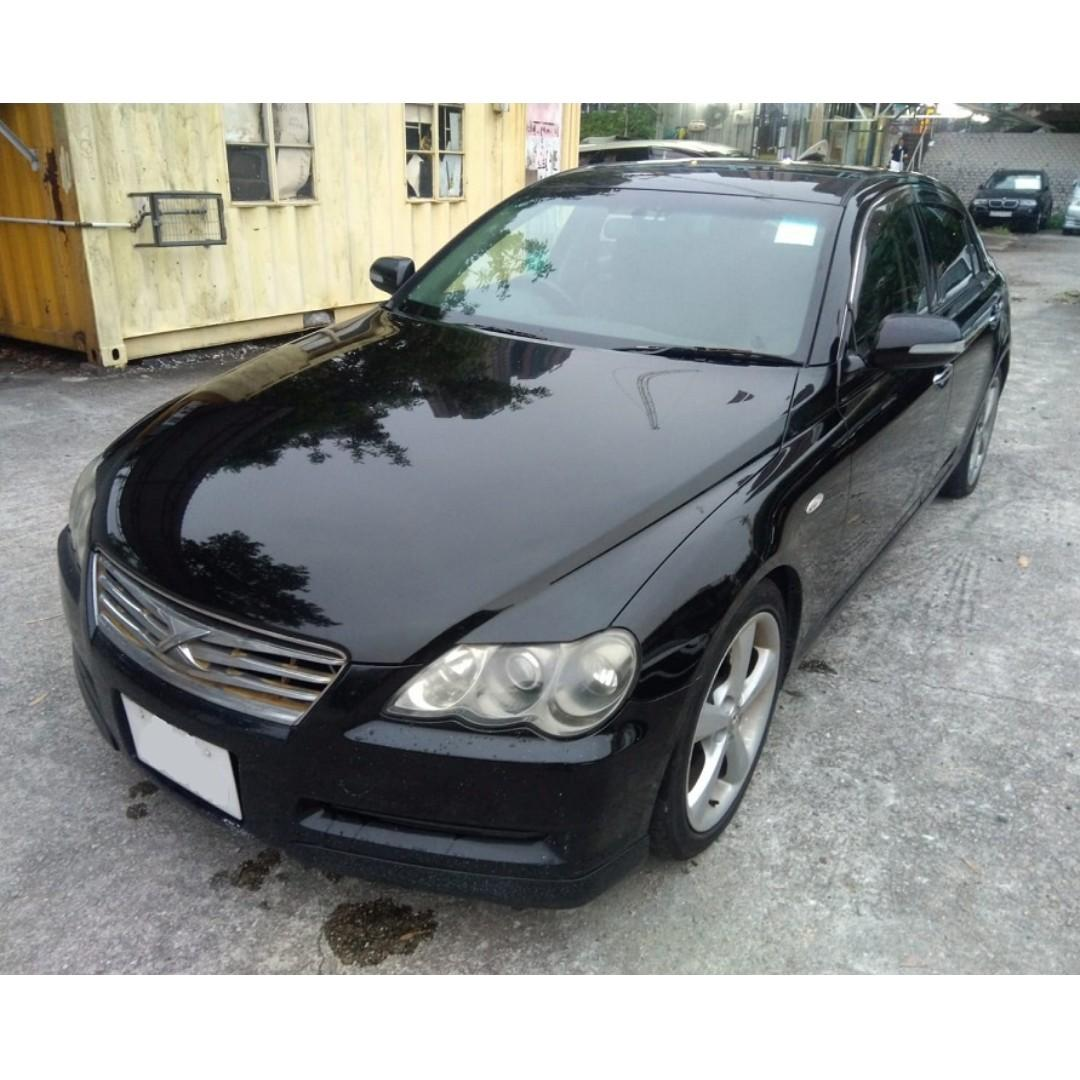 TOYOTA MARK X 2.5 2005