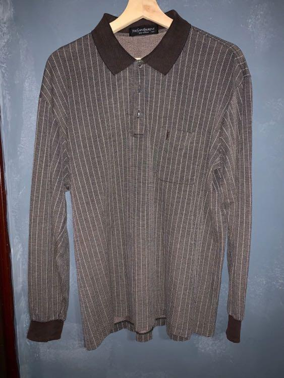 Ysl polo shirt vintage