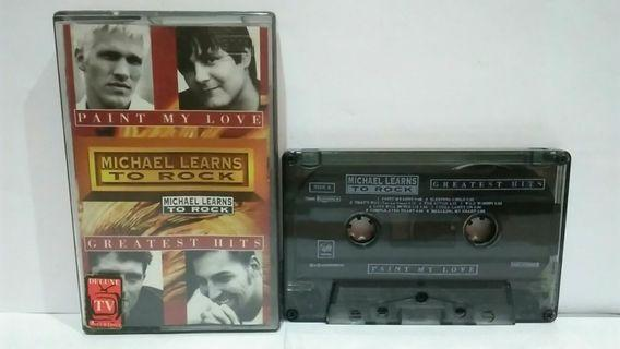 Kaset Michael Learns To Rock - Greatest Hits (1996)