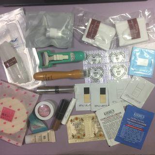 小資 美妝 保養 套組 出清價 (內容物件如描述含27件商品)