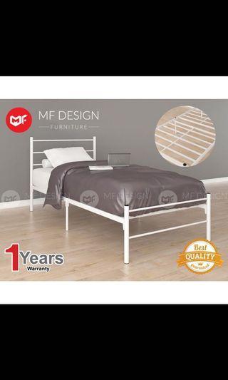 Single bed frame